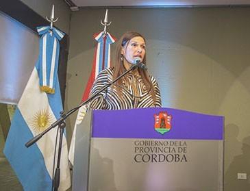 La Prof. Patricia Messio es la nueva Secretaria de Asistencia y Prevención de la trata de personas del Gobierno de Córdoba
