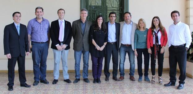 Académicos de la UBP se capacitan en Barcelona