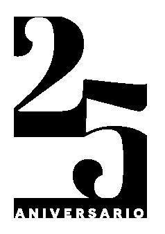 25 años: festejemos juntos