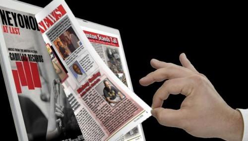¿Desaparecerán los diarios de papel? Es la incógnita que plantea el avance de lo digital