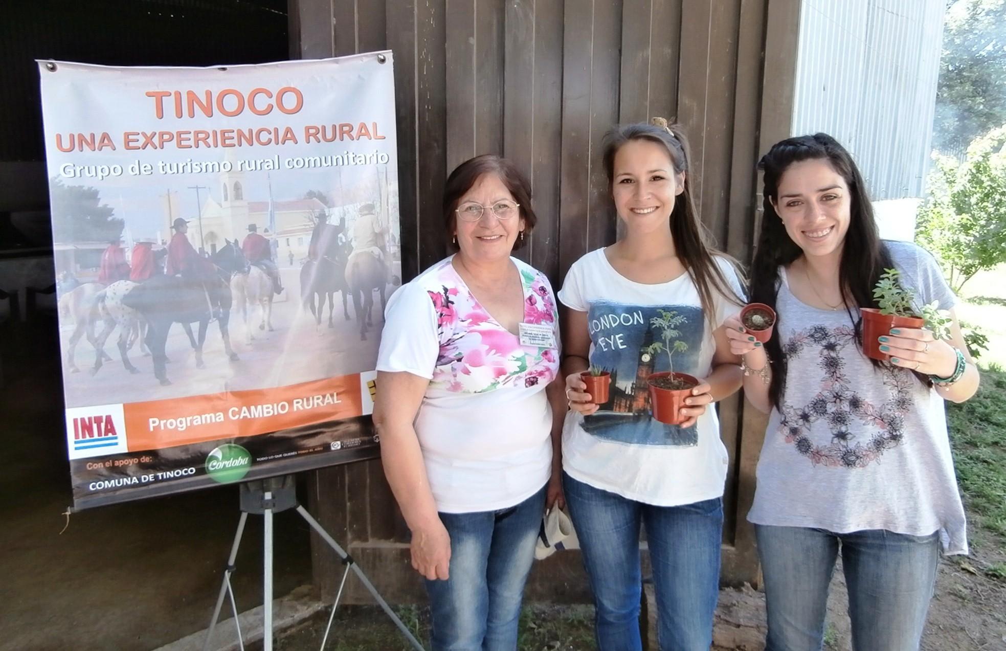Tinoco: turismo rural a pocos kilómetros