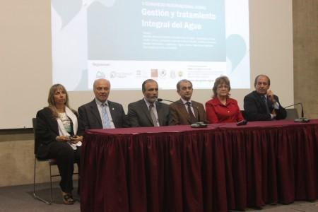 Congreso Internacional sobre Gestión y Tratamiento Integral del Agua