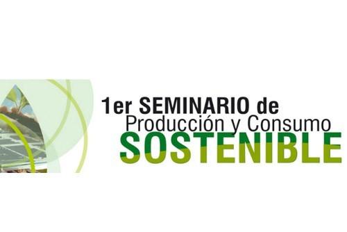 Ponencia del Rector en el 1º seminario sobre consumo sustentable