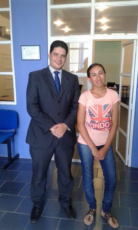 Mariana Tobares camina 8 km diarios para poder estudiar