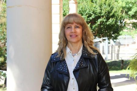 Cra. Norma Flores, docente de la UBP.