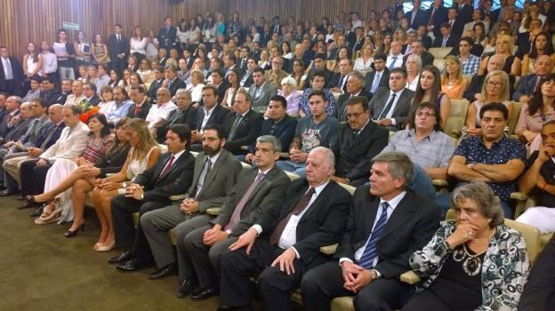 Eduardo Avalos, juez de la Cámara Federal de Córdoba y docente UBP