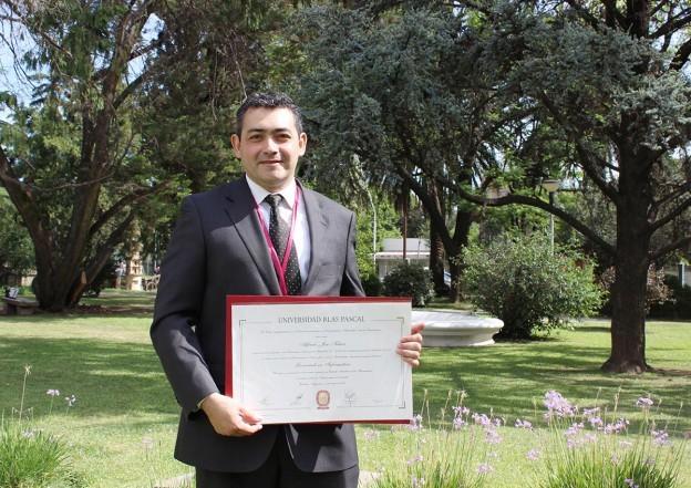 Más de 250 nuevos profesionales recibieron sus títulos