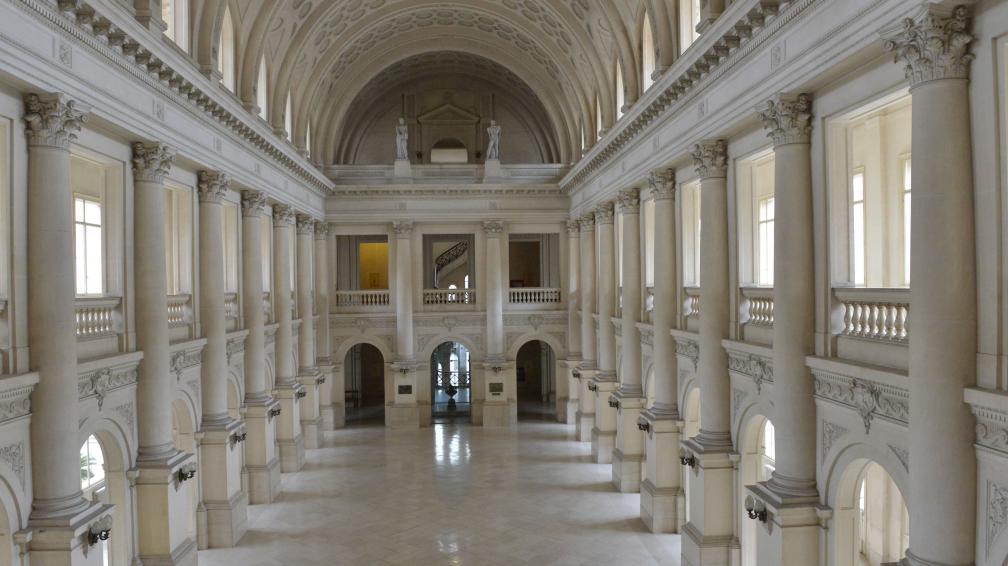 Salón de los Pasos Perdidos - Tribunales I