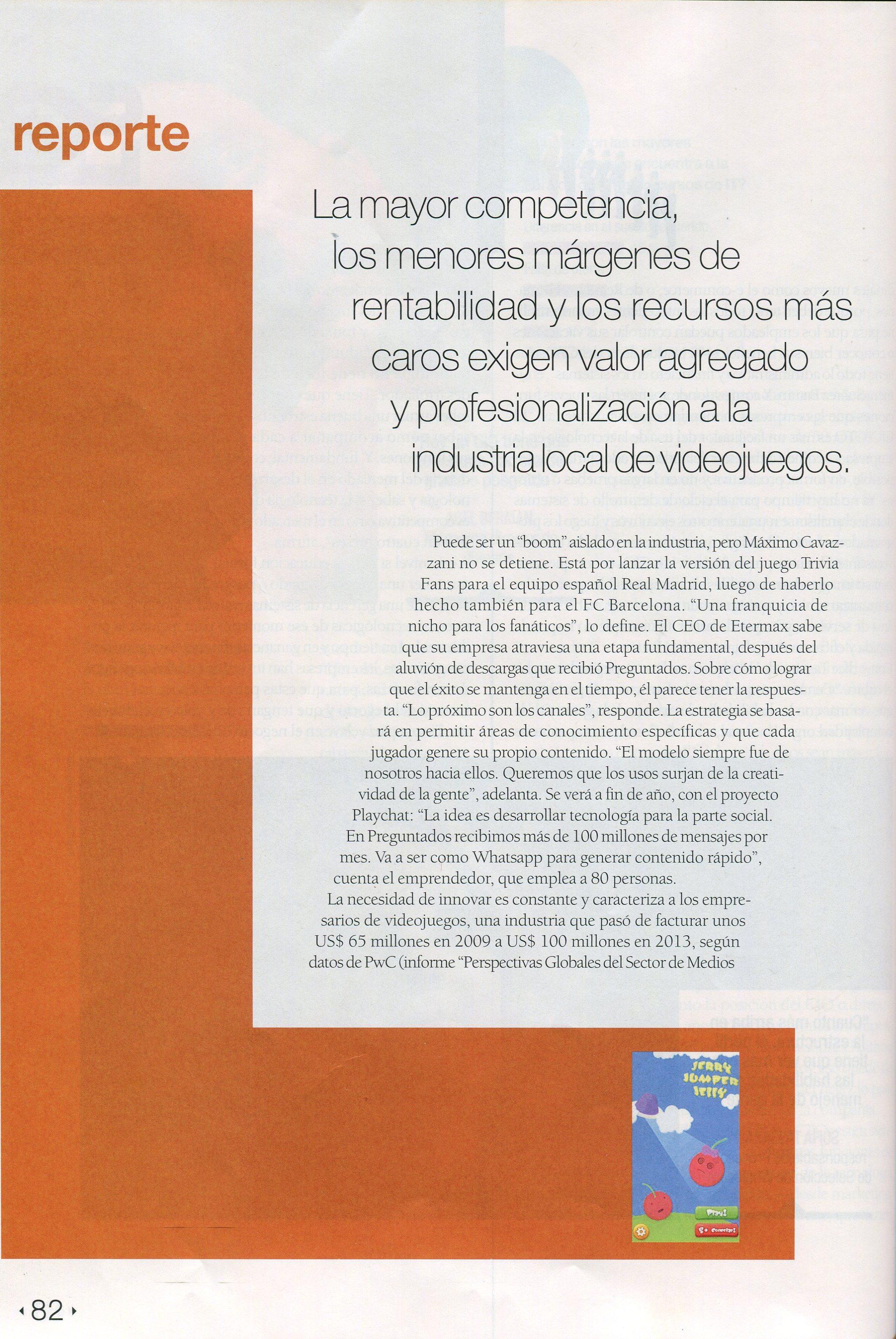 Revista Information Technology.
