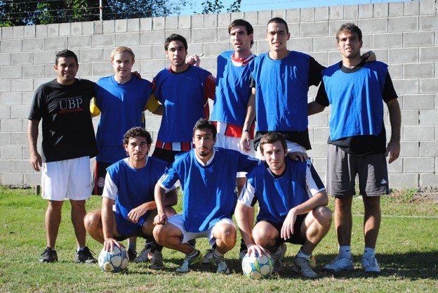 Invertir en salud: deportes UBP