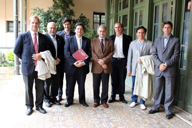 Acuerdo entre la UBP y la Cámara Mediterránea de Comercio Electrónico