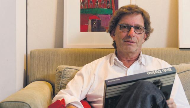 Diego Schumukler, director de la carrera de Abogacía de la UBP.