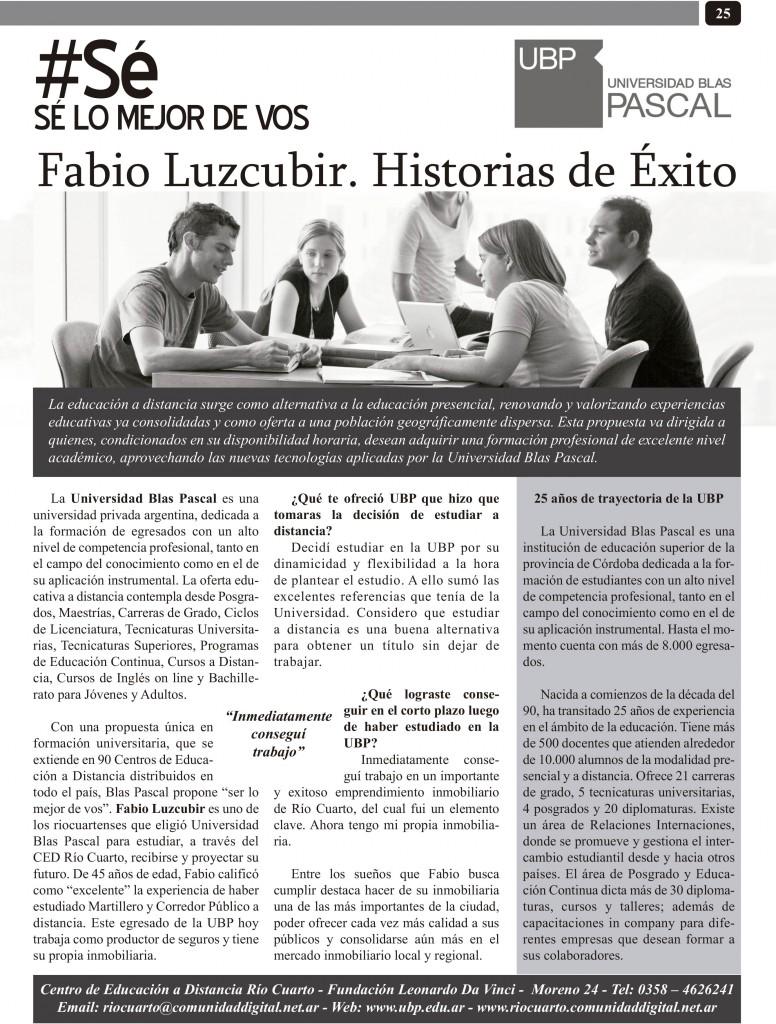 Revista El Sureño XXI