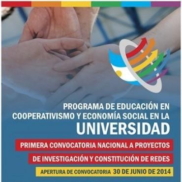 Un proyecto para fortalecer el cooperativismo