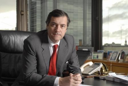 Enrique Cristofani, CEO del Grupo Santander.