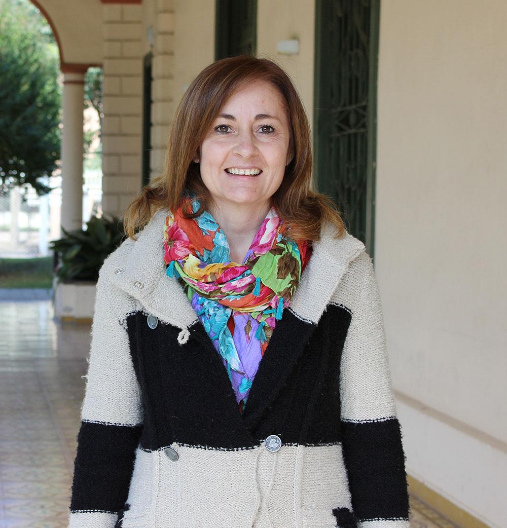 Geóloga Alaniz: la investigación como vocación