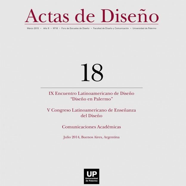 """La UBP participa en la publicación """"Actas de diseño"""""""
