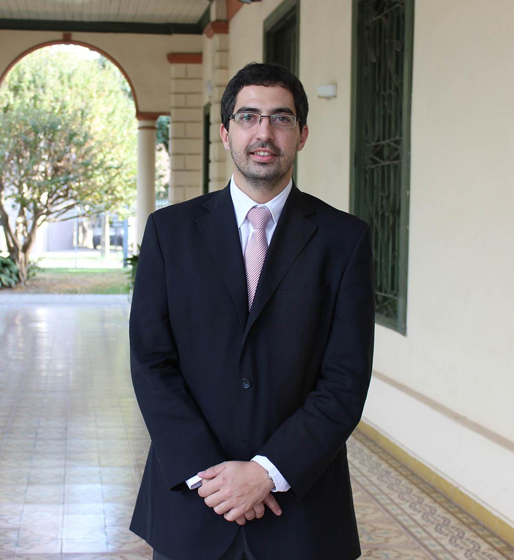 José Pablo Sala Mercado: Mgter. en Derecho de Negocios