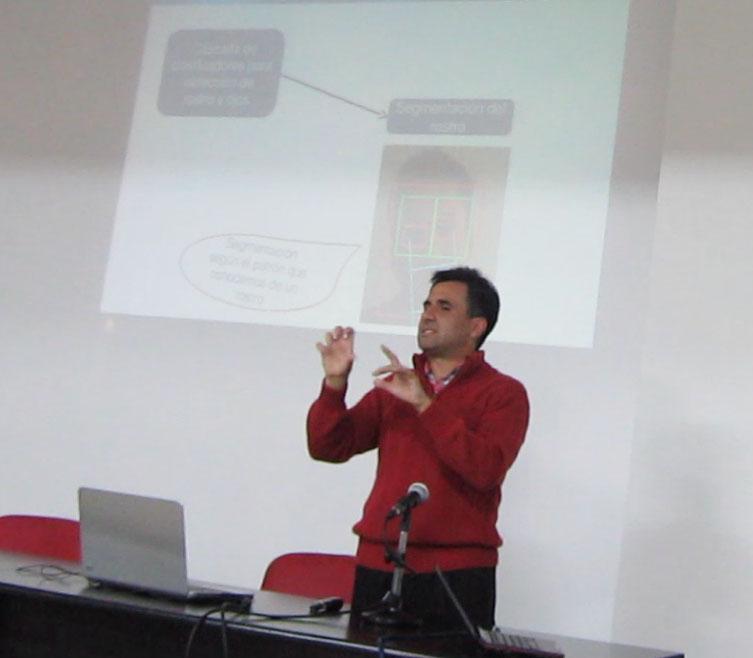 El Ing. Osimani participa del 5to Congreso de Matemática Aplicada