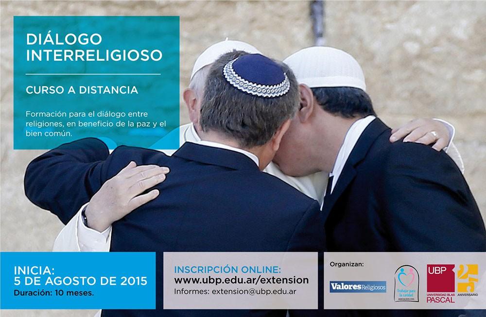Nace la Diplomatura sobre Diálogo Interreligioso