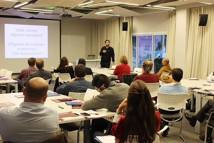 Primer seminario-taller de la Academia de Franquicias