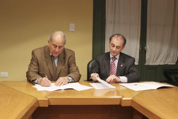 Colaboración académica entre IUCBC y UBP