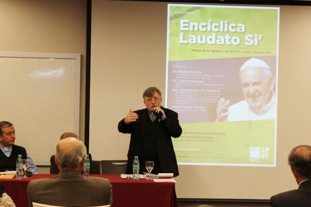 Presentación de la Encíclica Laudato Si'