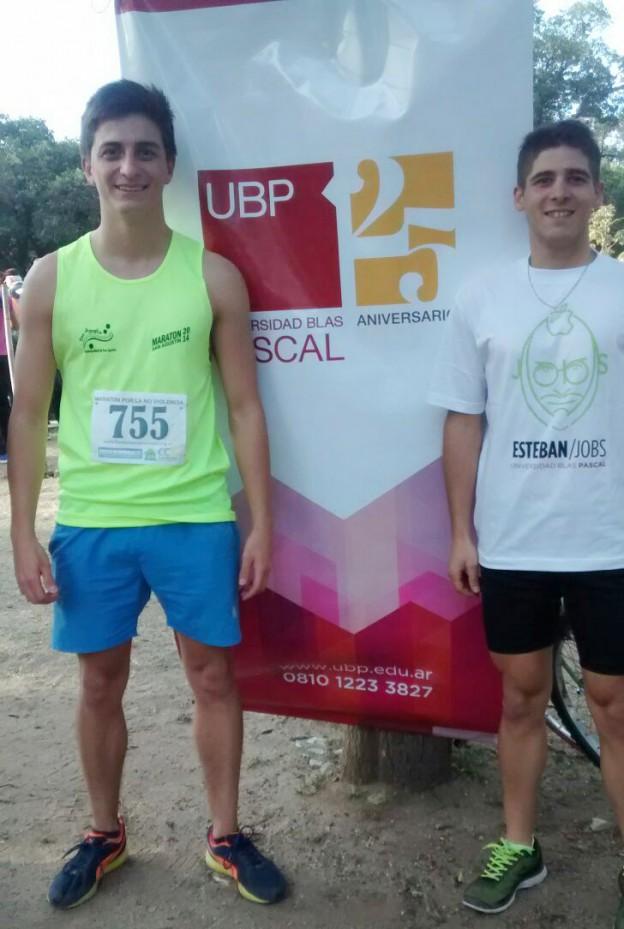 Maratón por los 25 años de la UBP