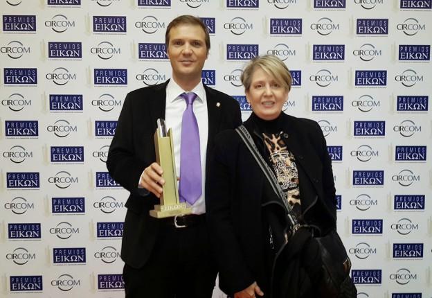 Otro premio Eikon para la UBP