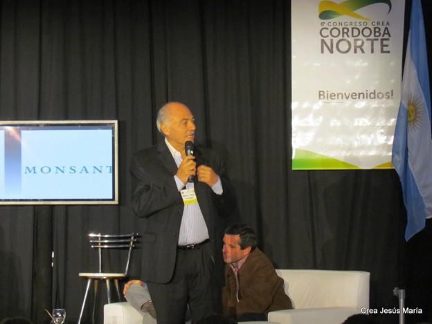 La UBP en el Congreso CREA Córdoba Norte