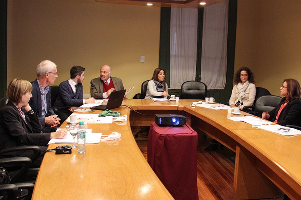 Encuentro de universidades alemanas en la UBP