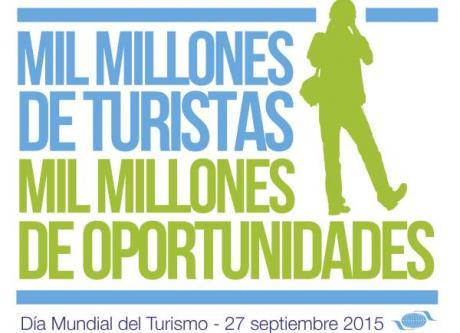 ¡Se acerca el Día Mundial del Turismo!