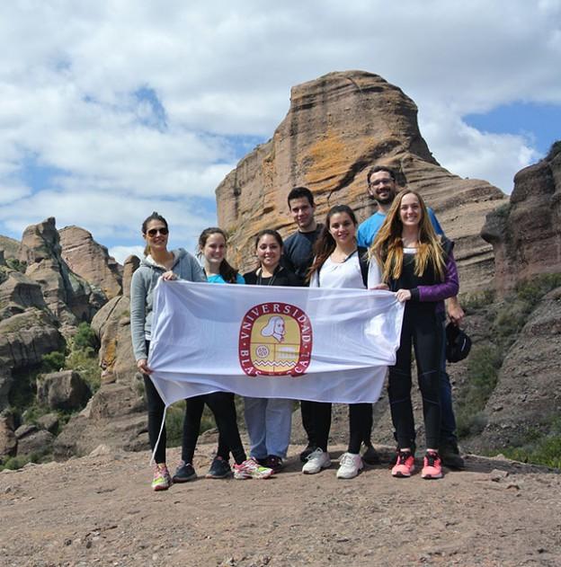 Alumnos UBP visitan destinos turísticos