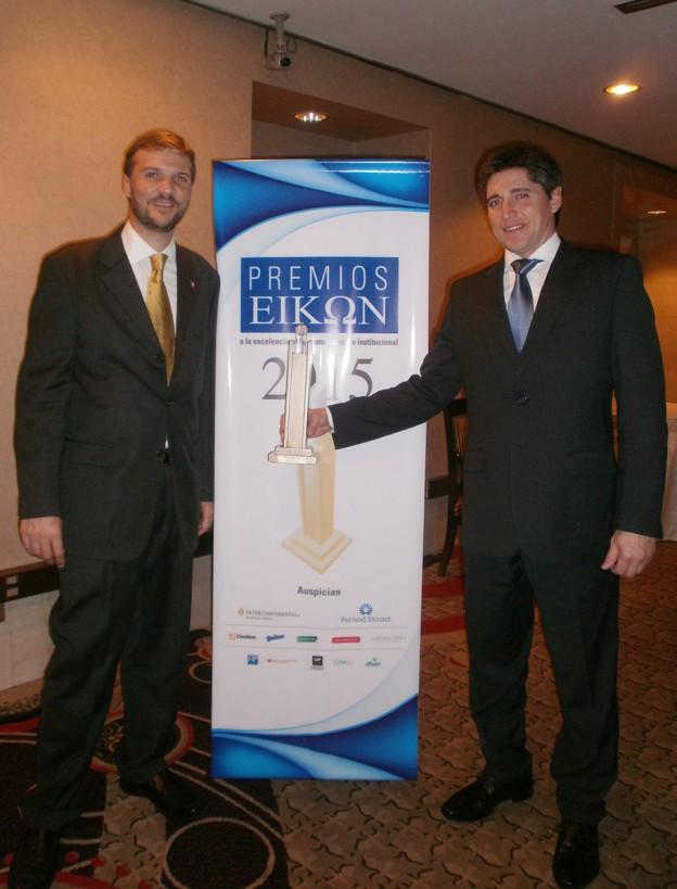 Premio EIKON para la UBP