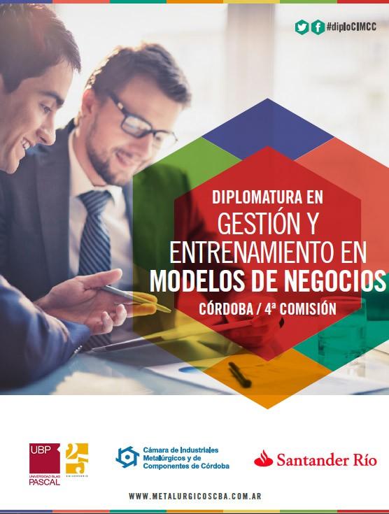 Modelos de negocios, entre la UBP, CIMCC y Banco Santander