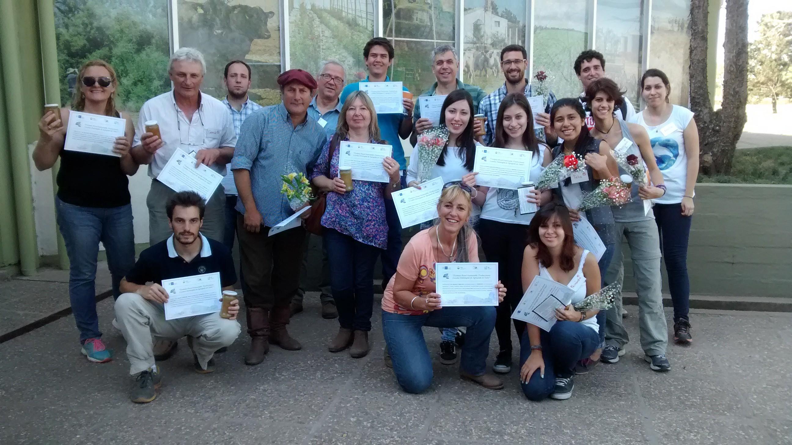 Turismo responsable: trabajo de campo para alumnos