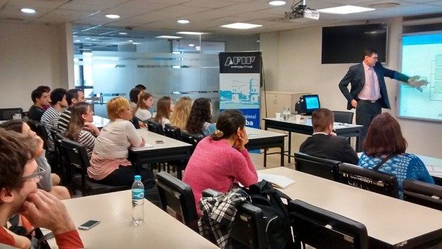 Alumnos de Contador visitan la AFIP