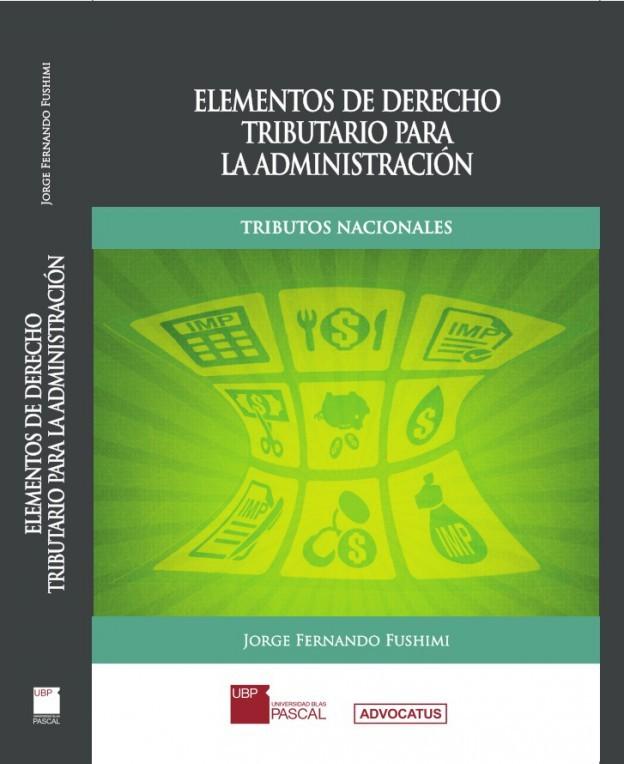 Fushimi y un libro sobre Derecho tributario