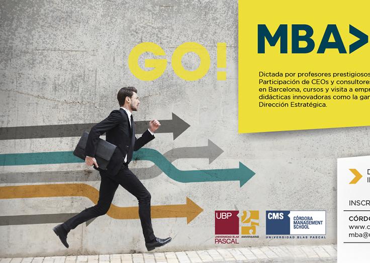La CMS lanza un MBA en Dirección y Gestión de Organizaciones