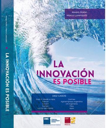 """La CMS presentó el libro: """"La innovación es posible"""""""
