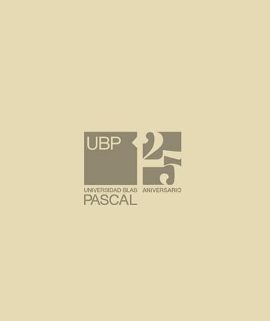 Libro UBP: recorrido por los 25 años