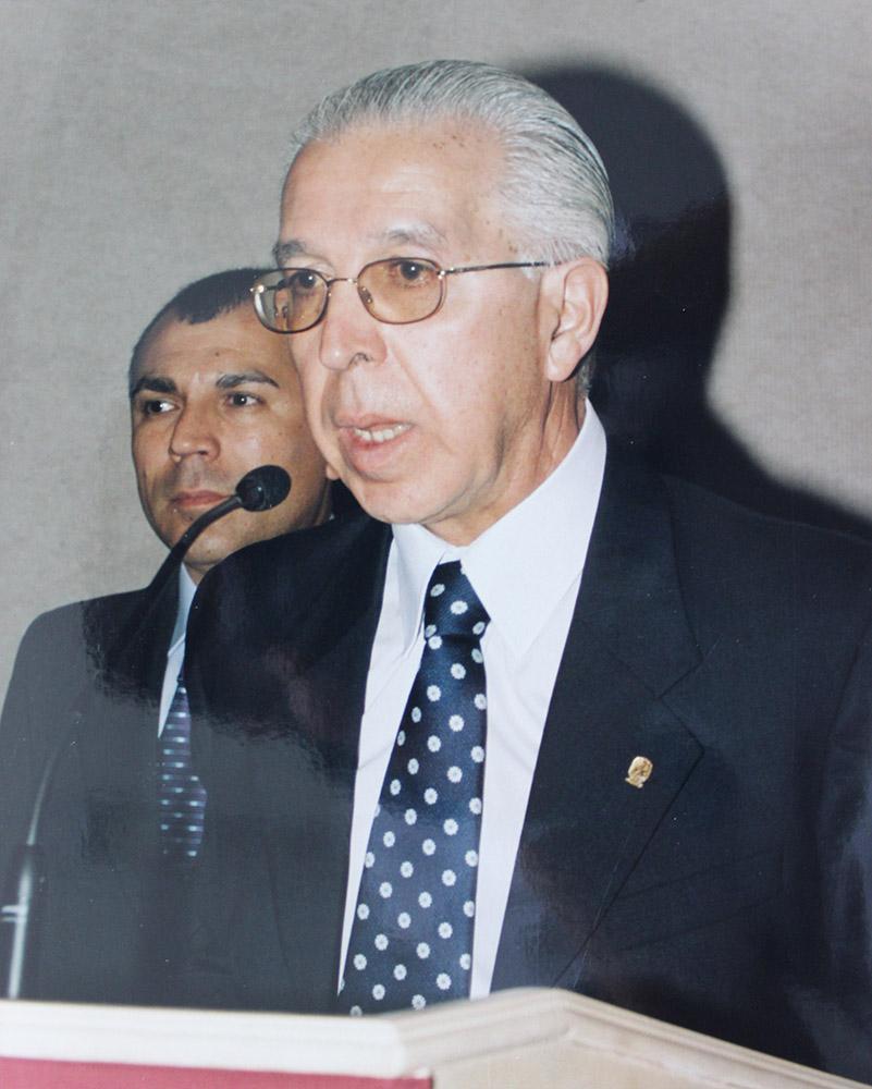 Sánchez Martínez y un largo camino en la UBP