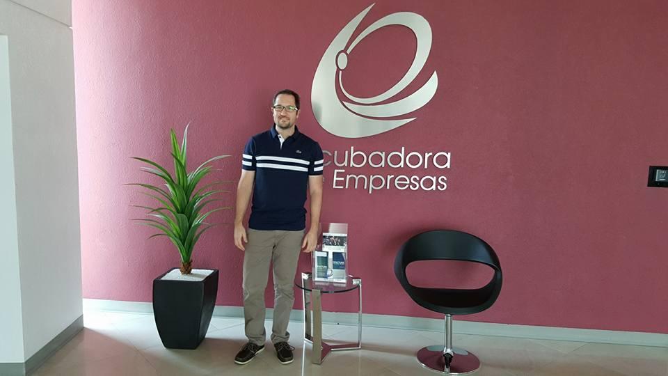 Pablo Piccolotto: intercambio de experiencias en México