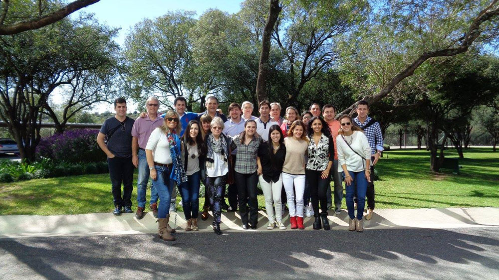 MBA: Jornada de integración