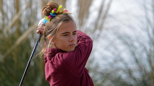 Entre Miami y Córdoba: con 18 años mejor alumna y profesional del golf