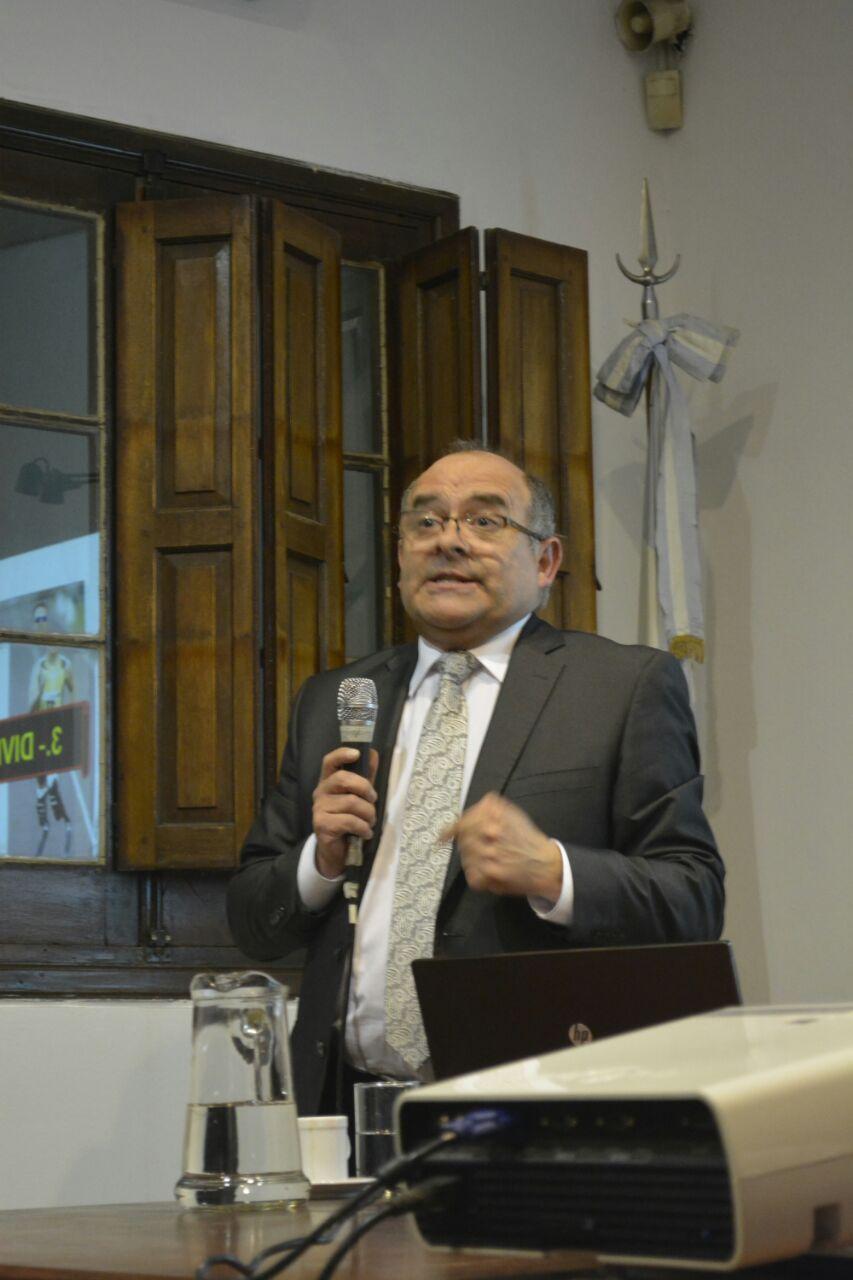 La UBP y Villa Allende hablan de adicciones