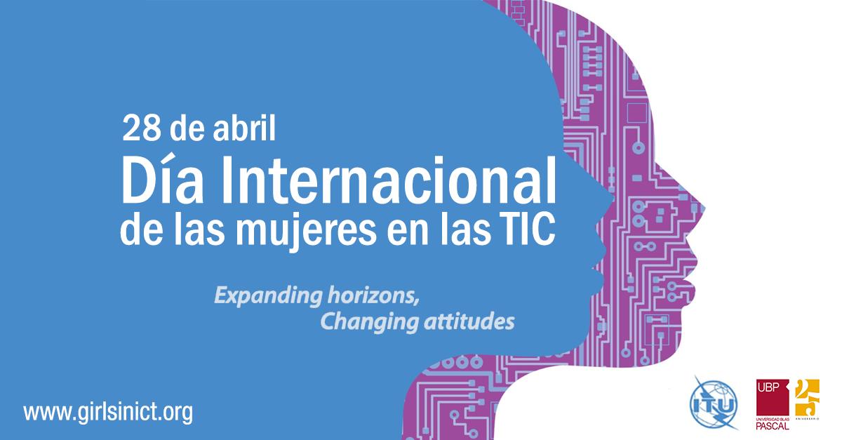 Día Internacional de las mujeres en las TIC