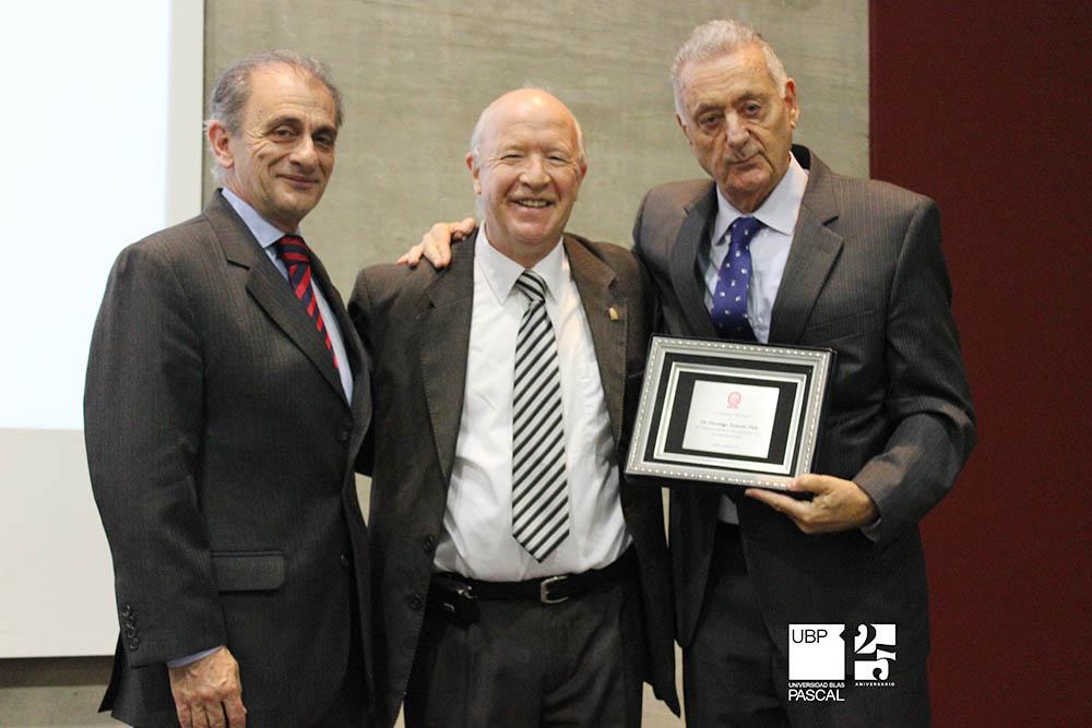 Dr. Viale: maestro de las ciencias jurídicas