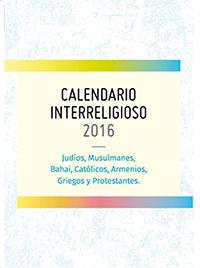Nace el primer calendario interreligioso del país