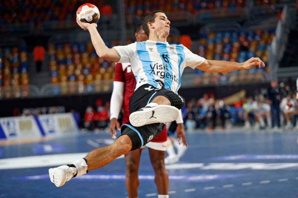 Jugar en Francia, capacitarse en Argentina